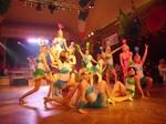 Die Prinzengarde mit einer Samba-Performance